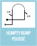 Humpty Bump poussé